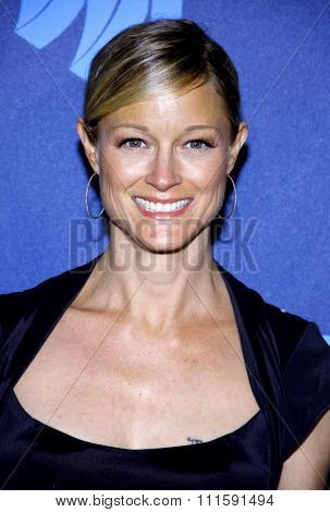 Teri Polo at the 24th Annual GLAAD Media Awards held at the JW Marriott Los Angeles at L.A. LIVE in Los Angeles, USA on April 20, 2013.