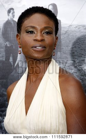 Adina Porter at the HBO's Season 2 Premiere Of