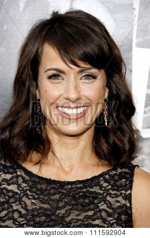 Constance Zimmer at the HBO's Season 2 Premiere Of