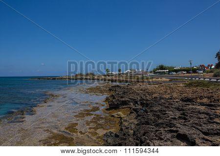 Protaras Coastline