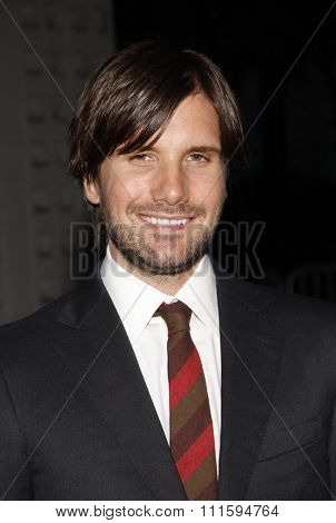 Jonathan Lajoie at the Los Angeles premiere of FX's 'It's Always Sunny In Philadelphia' held at the ArcLight Cinemas in Hollywood, USA on September 13, 2011.