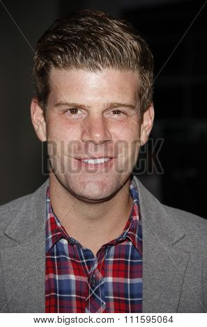 Stephen Rannazzisi at the Los Angeles premiere of FX's 'It's Always Sunny In Philadelphia' held at the ArcLight Cinemas in Hollywood, USA on September 13, 2011.