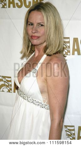 BEVERLY HILLS, CALIFORNIA. May 16, 2005. Vonda Shepard attends at the 22nd Annual ASCAP Pop Music Awards at the Beverly Hilton Hotel in Beverly Hills, California.