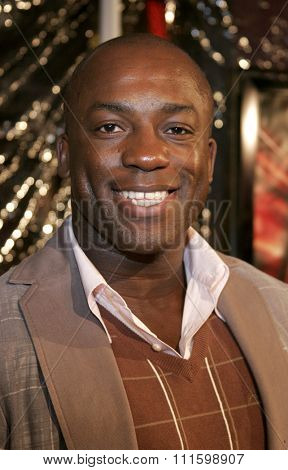 October 17, 2005. Deobia Oparei at the Los Angeles Premiere of