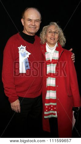 11/27/2005 - Hollywood - Kurtwood Smith attends the 2005 Hollywood Christmas Parade at the Hollywood Roosevelt Hotel in Hollywood, California, United States.