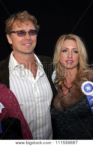 11/27/2005 - Hollywood - John Schneider attends the 2005 Hollywood Christmas Parade at the Hollywood Roosevelt Hotel in Hollywood, California, United States.