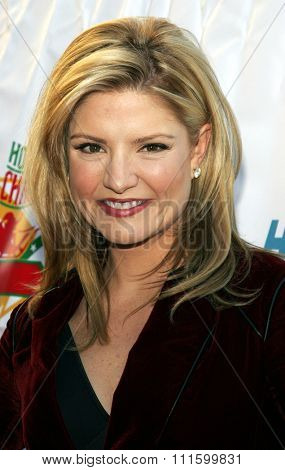 11/27/2005 - Hollywood - Dayna Devon attends the 2005 Hollywood Christmas Parade at the Hollywood Roosevelt Hotel in Hollywood, California, United States.