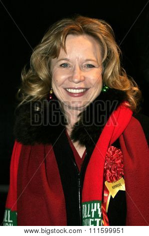 Debra Jo Rupp at the 73rd Annual Hollywood Christmas Parade held at the Hollywood Roosevelt Hotel in Hollywood, USA on November 28, 2004.