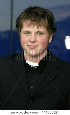 Ricky Mabe at The WB Network's 2004 All Star Party- Red Carpet & Party at The Lounge At Astra West in Los Angeles, USA on July 14, 2004.