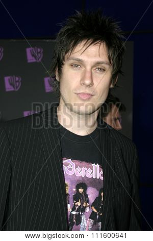 Jeff Davis at The WB Network's 2004 All Star Party- Red Carpet & Party at The Lounge At Astra West in Los Angeles, USA on July 14, 2004.