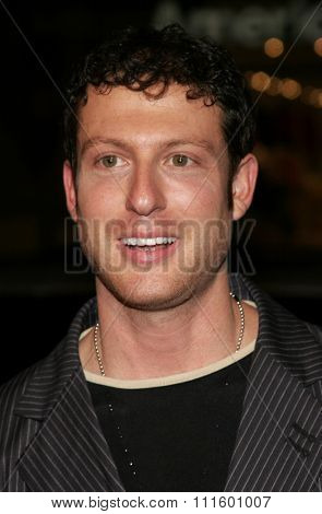 Ossie Beck attends The Romar Entertainment Los Angeles Premiere of