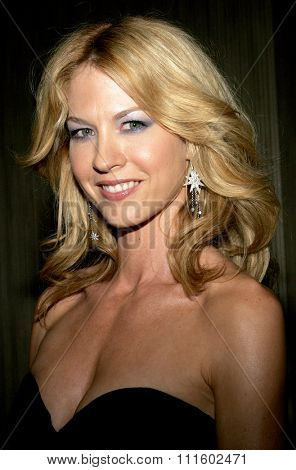 BEVERLY HILLS, CALIFORNIA. February 19, 2006. Jenna Elfman attends the 56th Annual ACE Eddie Awards held at the Beverly Hilton hotel in Beverly Hills, California United States.