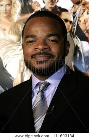 02/14/2005 - Hollywood - F. Gary Gray at the 'Be Cool' Premiere held at the Grauman's Chinese Theater in Hollywood, USA.