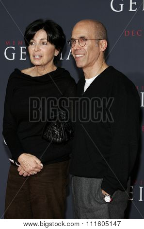Jeffrey Katzenberg attends The DreamWorks SKG and Sony Pictures Premiere of