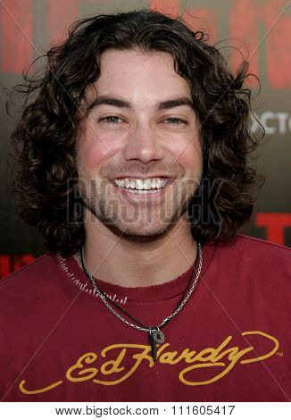BUENA PARK, CALIFORNIA. October 8, 2006. Ace Young attends the World Premiere of
