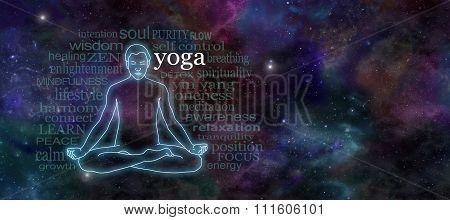 Yoga Meditation Website Header