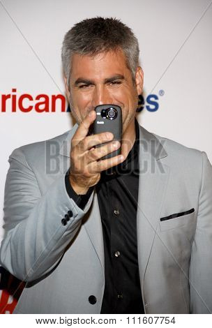 Taylor Hicks at the 19th Annual Race To Erase MS held at the Hyatt Regency Century Plaza in Los Angeles, California, United States on May 18, 2012.