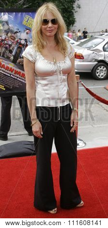 HOLLYWOOD, CALIFORNIA. July 30, 2006. Rosanna Arquette attends the World Premiere of