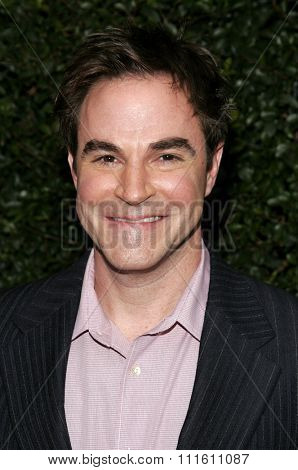 Roger Bart at the Los Angeles premiere of 'The Producers' held at the Westfield Century City in Century City, USA on December 12, 2005.