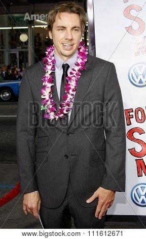 April 10, 2008. Dax Shepard attends the World Premiere of