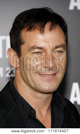 Jason Isaacs at the Los Angeles premiere of 'Abduction' held at the Grauman's Chinese Theatre in Hollywood, USA on September 15, 2011.