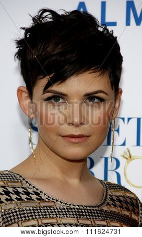 HOLLYWOOD, CALIFORNIA - May 3, 2011. Ginnifer Goodwin at the Los Angeles premiere of
