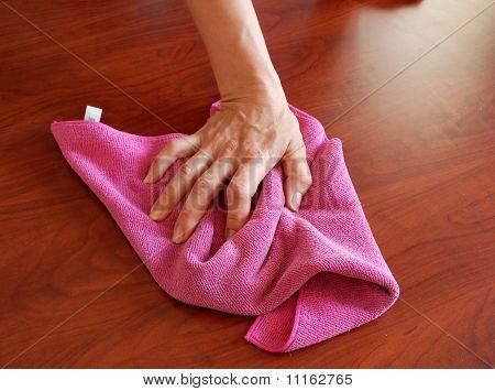 Trapo de limpieza