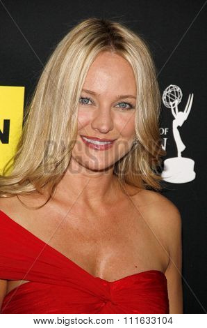 Sharon Case at the 39th Annual Daytime Emmy Awards held at the Beverly Hilton Hotel in Beverly Hills, USA on June 23, 2012.
