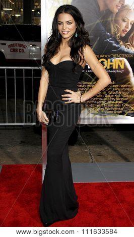 Jenna Dewan at the World Premiere of