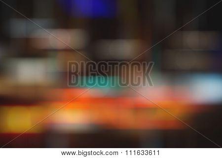 Blured background