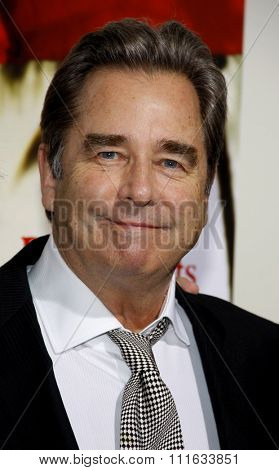BEVERLY HILLS, CALIFORNIA - November 15, 2011. Beau Bridges at the Los Angeles Premiere of