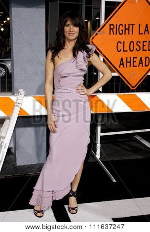 HOLLYWOOD, CALIFORNIA - October 28, 2010. Juliette Lewis at the Los Angeles premiere of