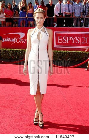 Cody Horn at the 2012 ESPY Awards held at the Nokia Theatre L.A. Live in Los Angeles, USA on July 11, 2012.