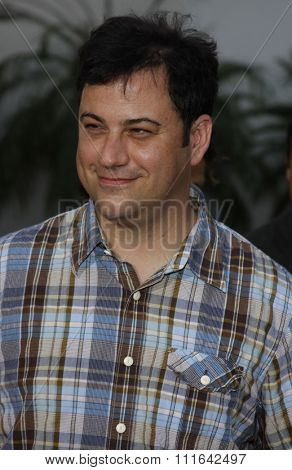 Jimmy Kimmel at the World Premiere of