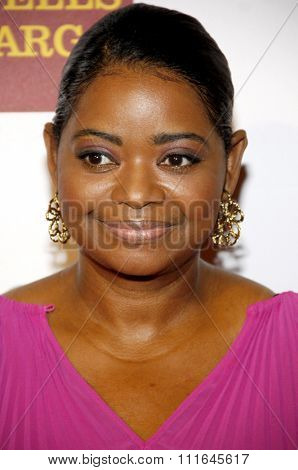 Octavia Spencer at the 8th Annual GLSEN Respect Awards held at the Beverly Hills Hotel in Los Angeles, United States on October 5, 2012.