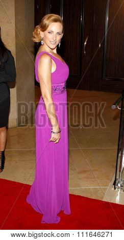 Marlee Matlin at the 37th Annual Gracie Awards Gala held at the Beverly Hilton Hotel in Los Angeles, California, United States on May 22, 2012.