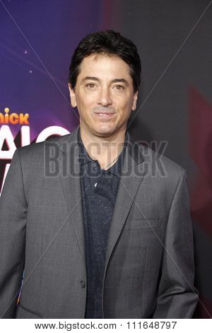 LOS ANGELES, CALIFORNIA - November 17, 2012. Scott Biao at the 2012 Halo Awards held at the Hollywood Palladium in Los Angeles.