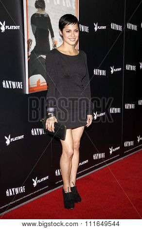 Sylvia Brindis at the Los Angeles Premiere of