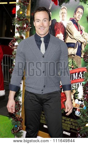 LOS ANGELES, USA - Chris Klein at the Los Angeles Premiere of