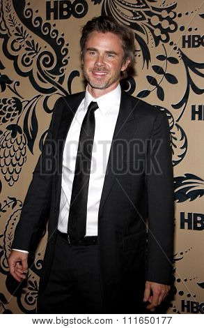 20/09/2009 - West Hollywood - Sam Trammell at the HBO POST EMMY Party held at the Pacific Design Center in Hollywood, California, United States.