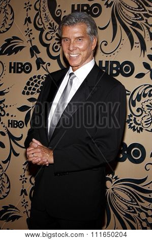 WEST HOLLYWOOD, CALIFORNIA - September 20, 2009. Michael Buffer at the HBO POST EMMY Party held at the Pacific Design Center, West Hollywood, Los Angeles.