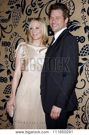 WEST HOLLYWOOD, CALIFORNIA - September 20, 2009. Anne Heche at the HBO POST EMMY Party held at the Pacific Design Center, West Hollywood, Los Angeles.