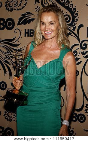 20/09/2009 - West Hollywood - Jessica Lange at the HBO POST EMMY Party held at the Pacific Design Center in Hollywood, California, United States.