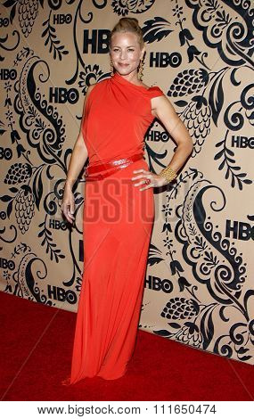 20/09/2009 - West Hollywood - Maria Bello at the HBO POST EMMY Party held at the Pacific Design Center in Hollywood, California, United States.