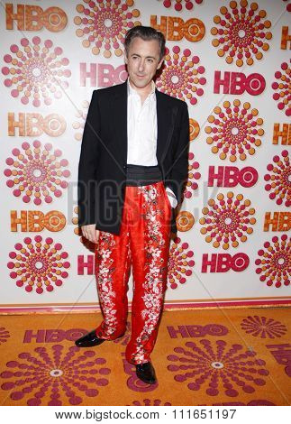 Alan Cumming at the HBO's 2011 Emmy After Party held at the Pacific Design Center in West Hollywood, California, United States on September 18, 2011.