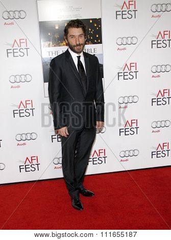 Sergio G. Sanchez at the 2012 AFI Fest Special screening of