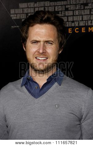 AJ Buckley at the Los Angeles Premiere of