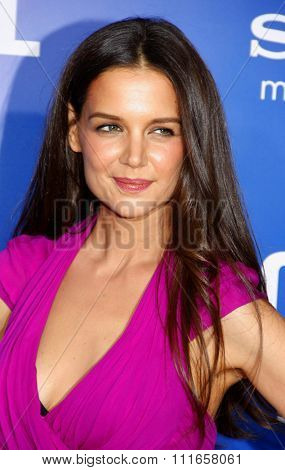 Katie Holmes at the World Premiere of