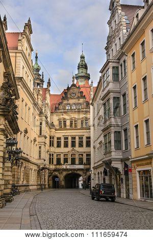 Street of Dresden