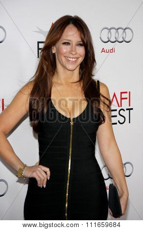 Jennifer Love Hewitt at the AFI Fest 2011 Opening Night Gala World Premiere Of
